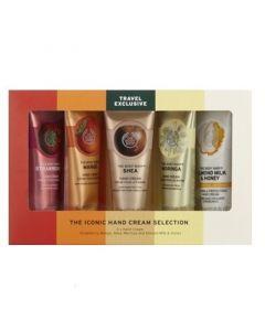 The Body Shop G3 GTR Core Hand Cream Set