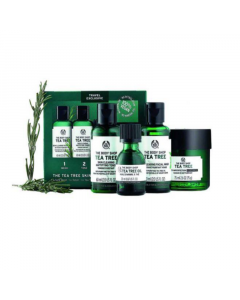 The Body Shop G4 GTR Tea Tree Mix 2018