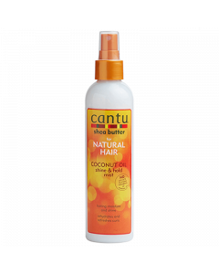 Cantu Shea Butter Natural Hair Coconut Oil Hair Mist 237ml