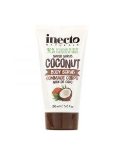 Inecto Super Scrub Coconut Body Scrub 150ml