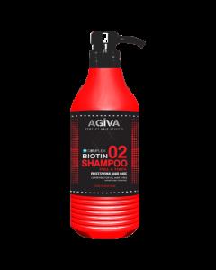 Agiva Biotin 02 Shampoo 500ml