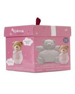 Kaloo Lilirose EDT 100ml Teddy Bear Night Light Set