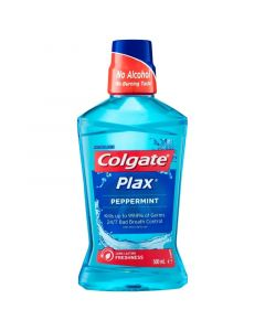 Colgate Plax Peppermint Mouth Wash 500ML