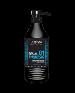 Agiva Keratin 01 Shampoo 500ml