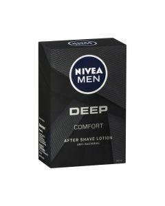 Nivea Men Deep Comfort After Shave Lotion Men 100 ML